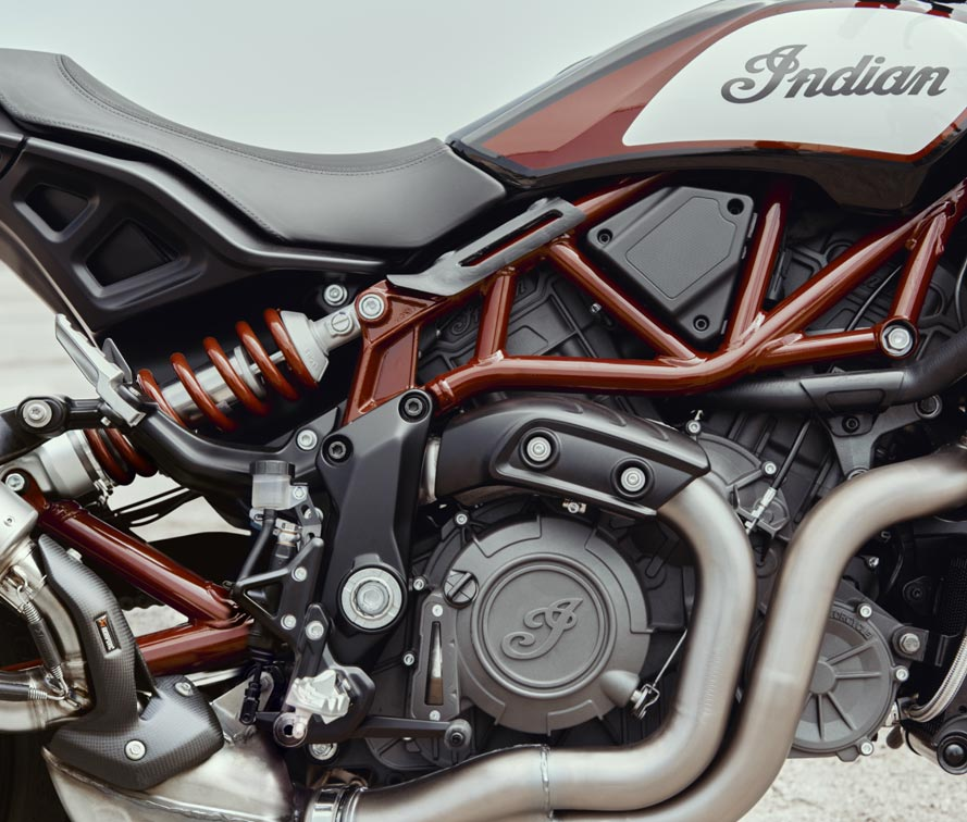 Indian Motorcycle FTR-1200