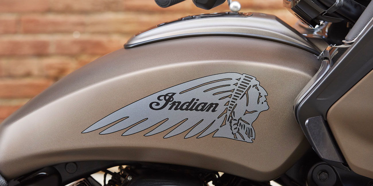 Indian Indian Challenger Dark Horse